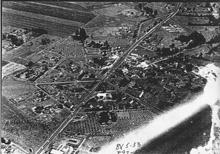 Cotati aerial view