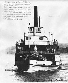 Petaluma steamer