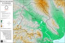 Cotati geology map