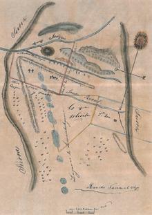 Old Laguna map