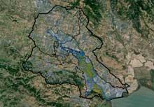 Petaluma R. interactive map